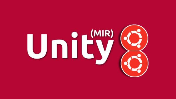 Unity 8